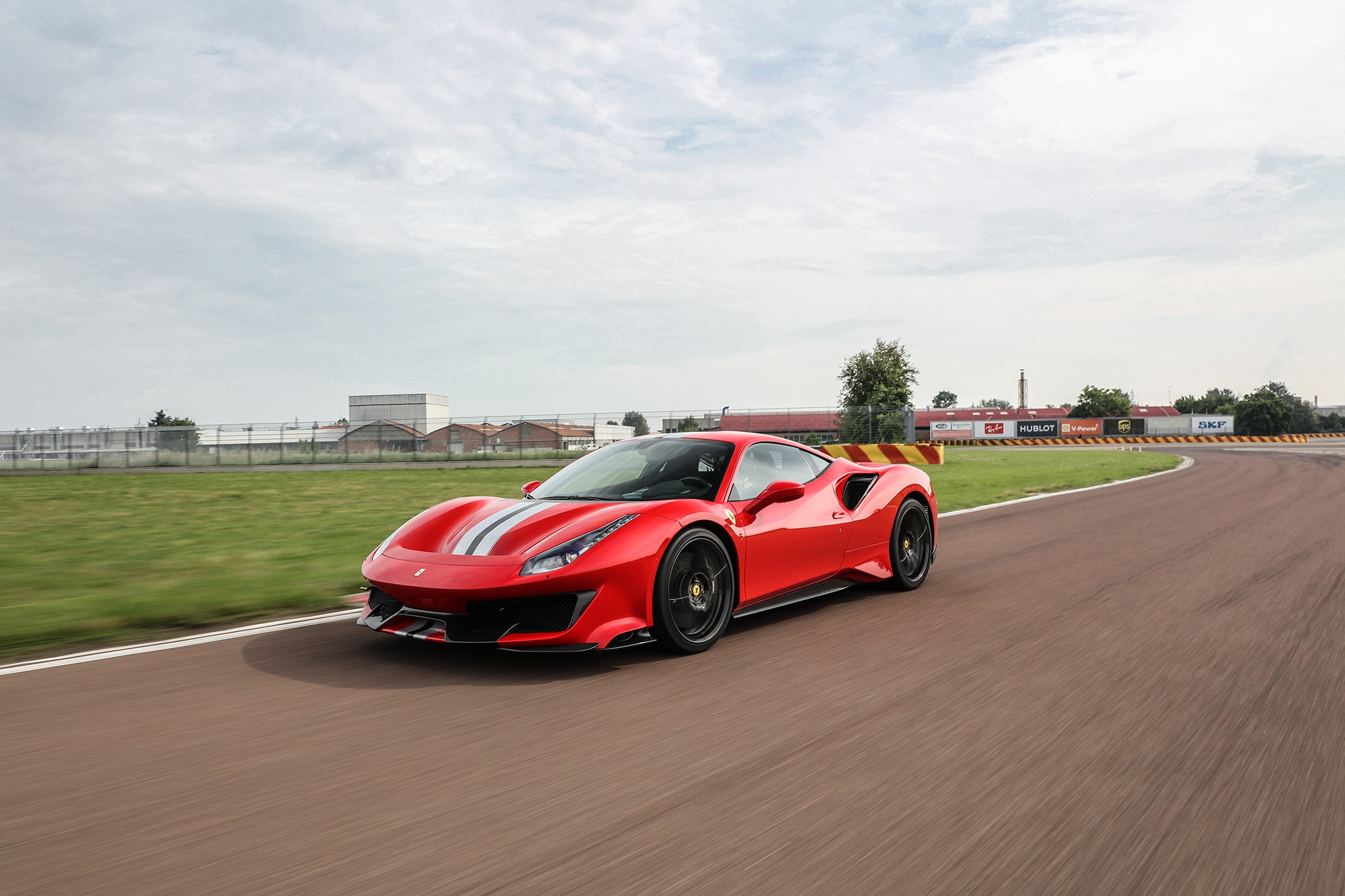 2019 Ferrari 488 Pista First Drive Review Automobile Magazine