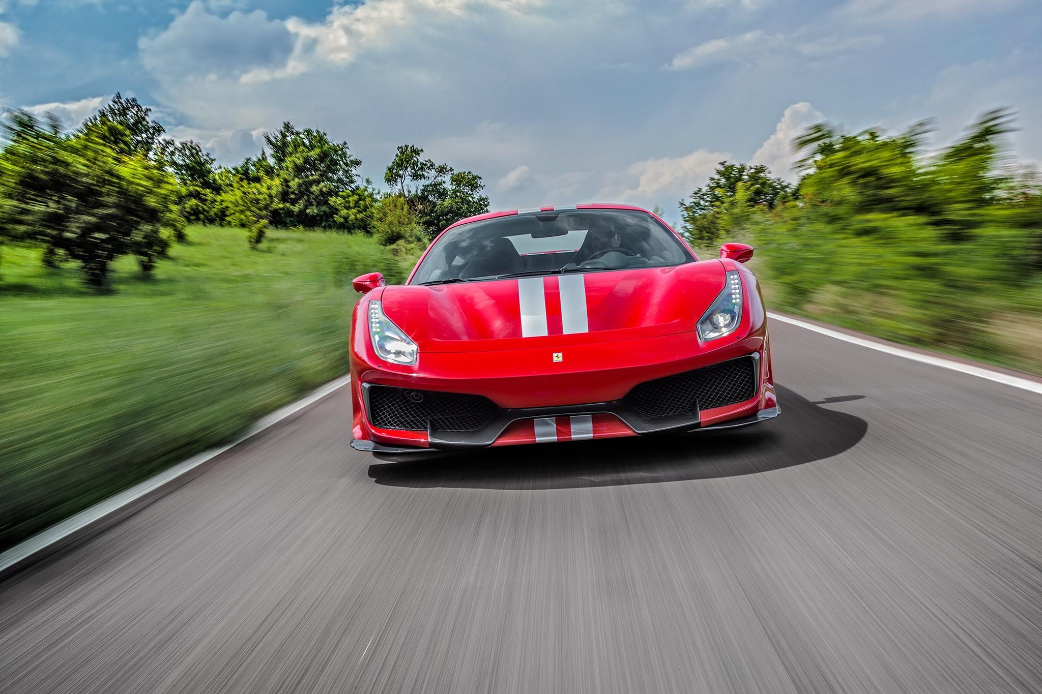 2019 New And Future Cars: Ferrari 488 Pista