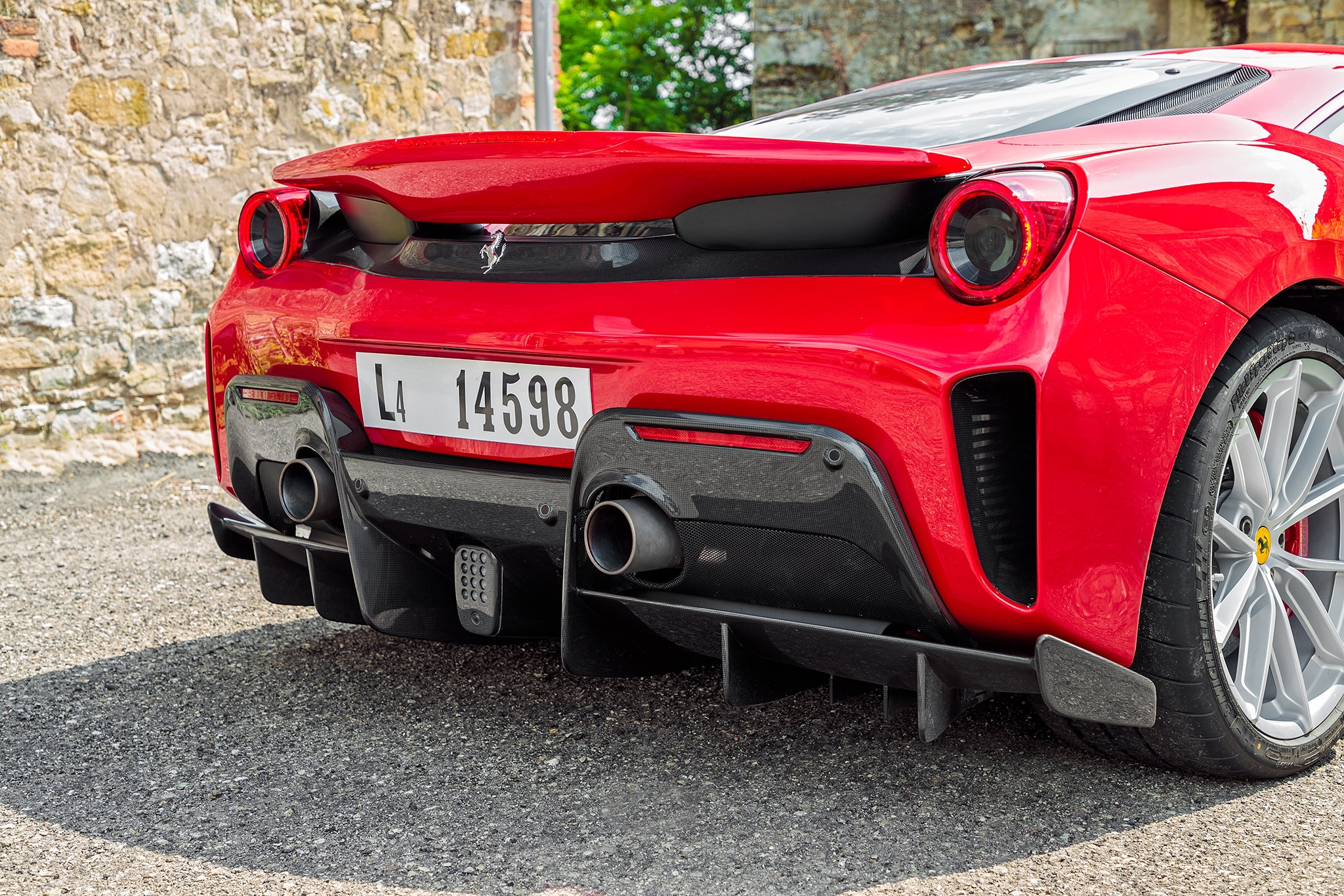 2019 New And Future Cars Ferrari 488 Pista Automobile Magazine