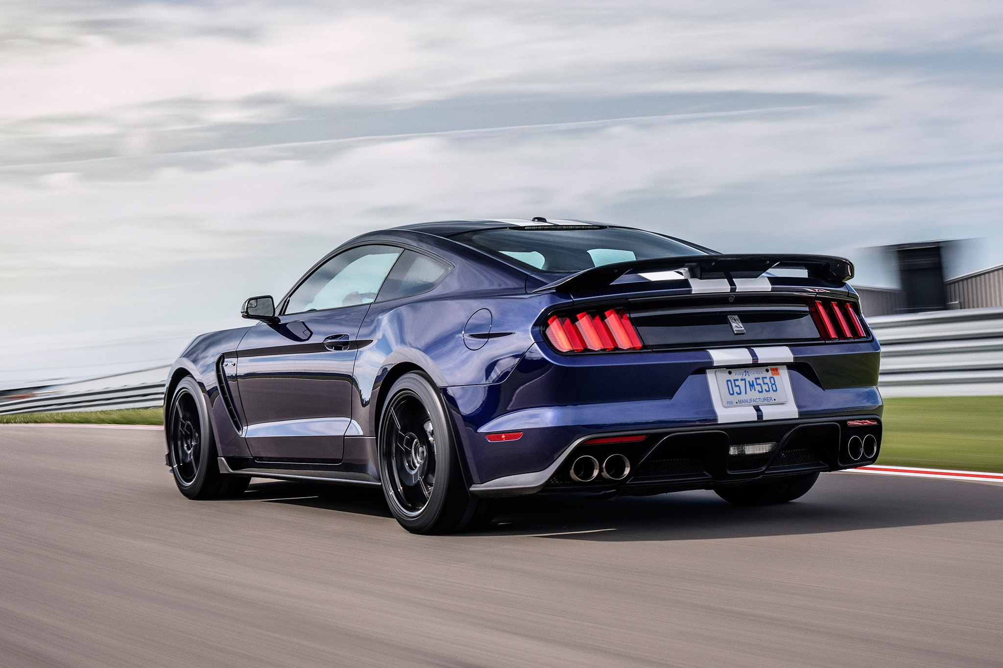 ford upgrades mustang shelby gt350 for 2019 automobile magazine. Black Bedroom Furniture Sets. Home Design Ideas