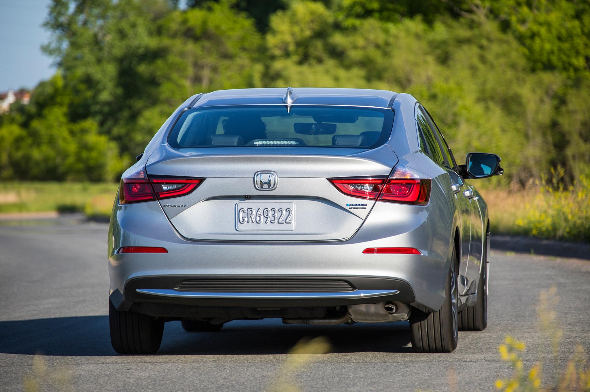 2019 new and future cars  honda insight
