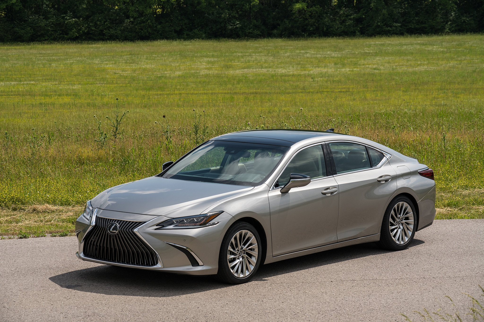 2019 lexus es 350 first drive review