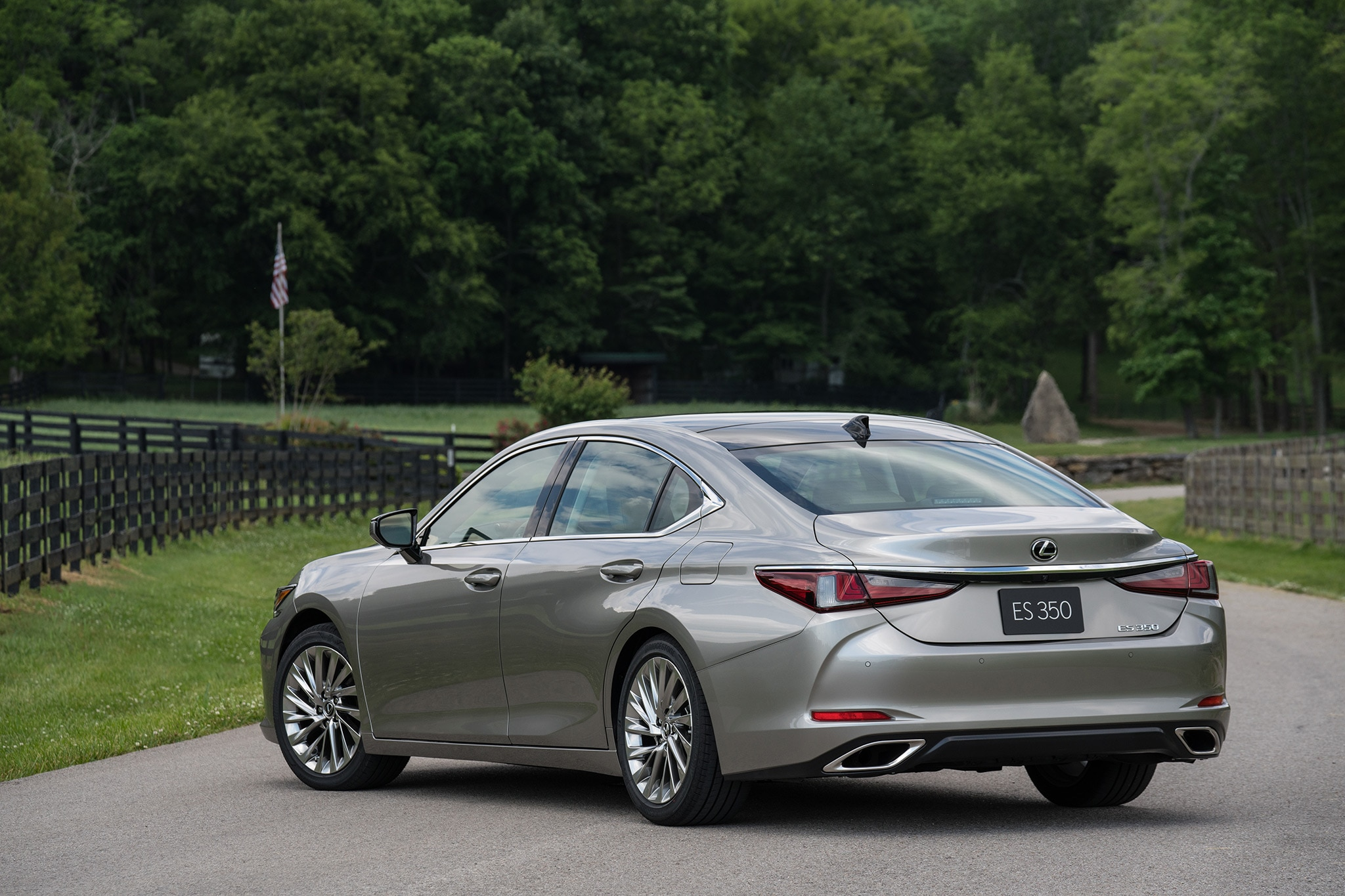 2019 lexus es350 2019 Lexus ES 350 First Drive Review | Automobile Magazine 2019 lexus es350