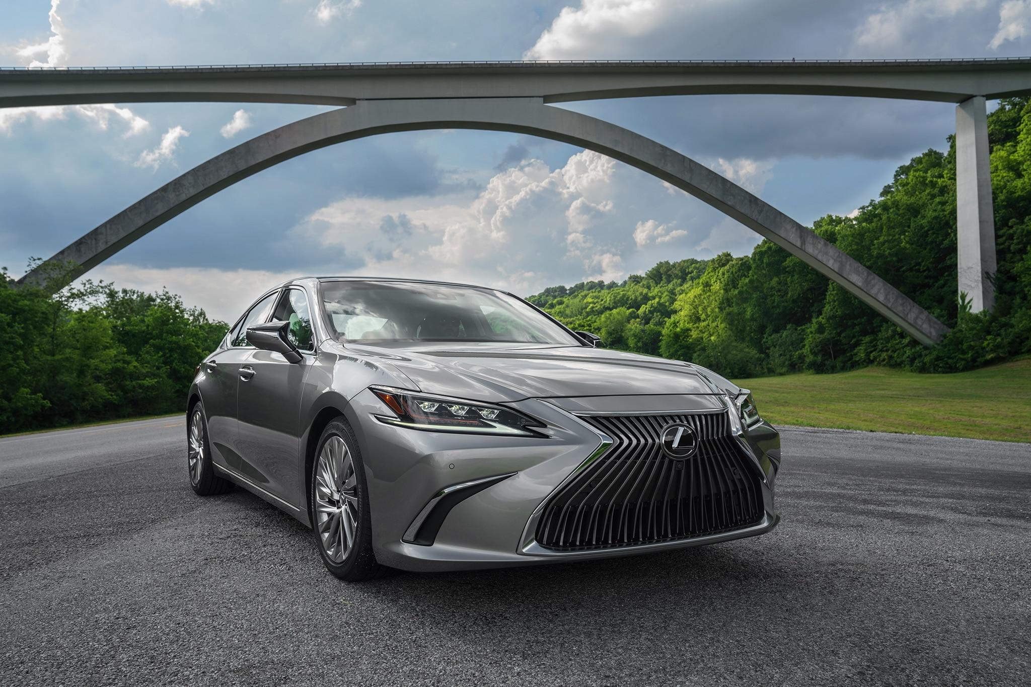 2019 lexus es 350 first drive review