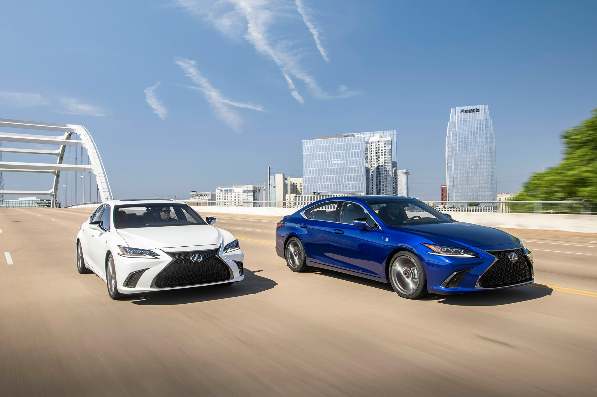 GALLERY: 2019 Lexus ES 350 F-Sport   Automobile Magazine