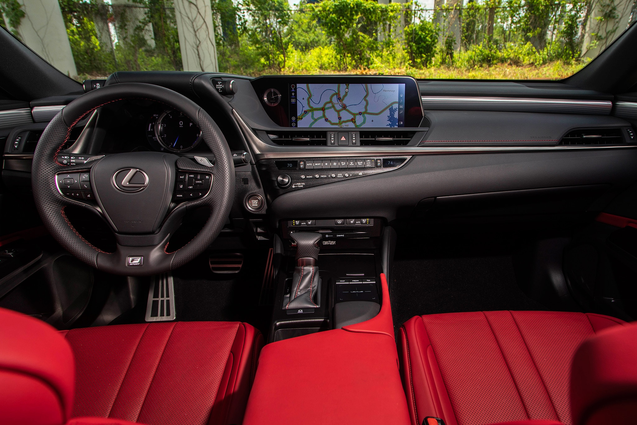 Gallery 2019 Lexus Es 350 F Sport Automobile Magazine