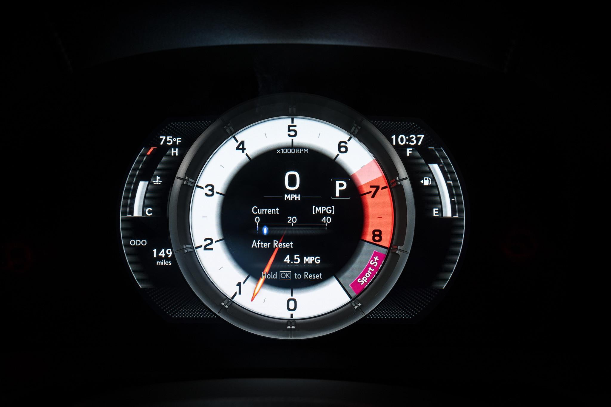 GALLERY: 2019 Lexus ES 350 F-Sport | Automobile Magazine