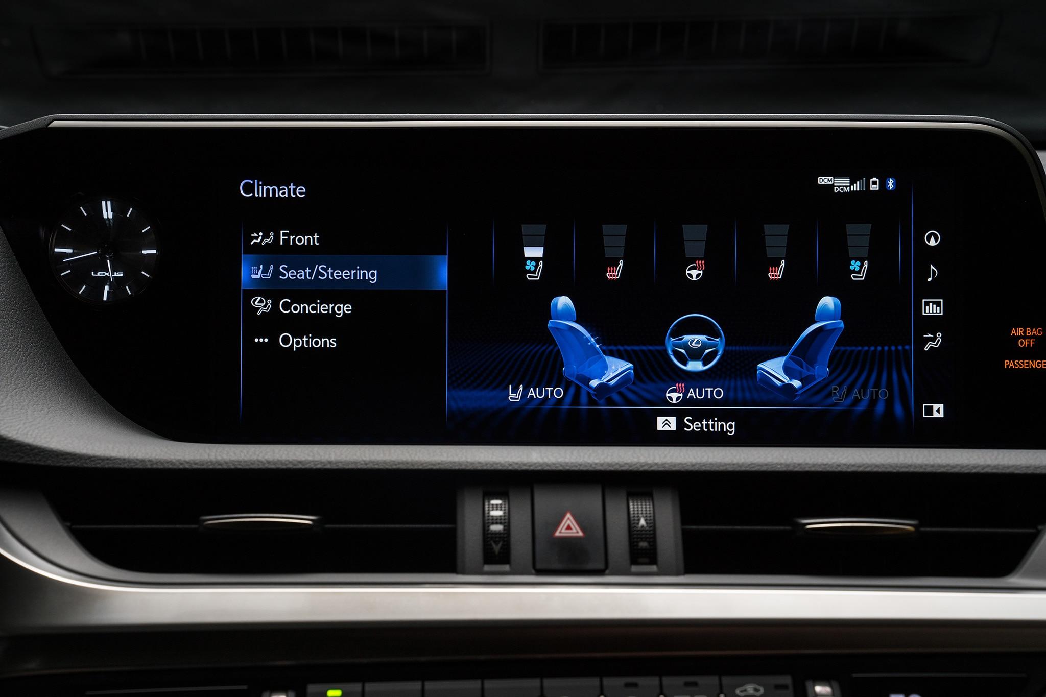 2019 Lexus ES 350 First Drive Review | Automobile Magazine