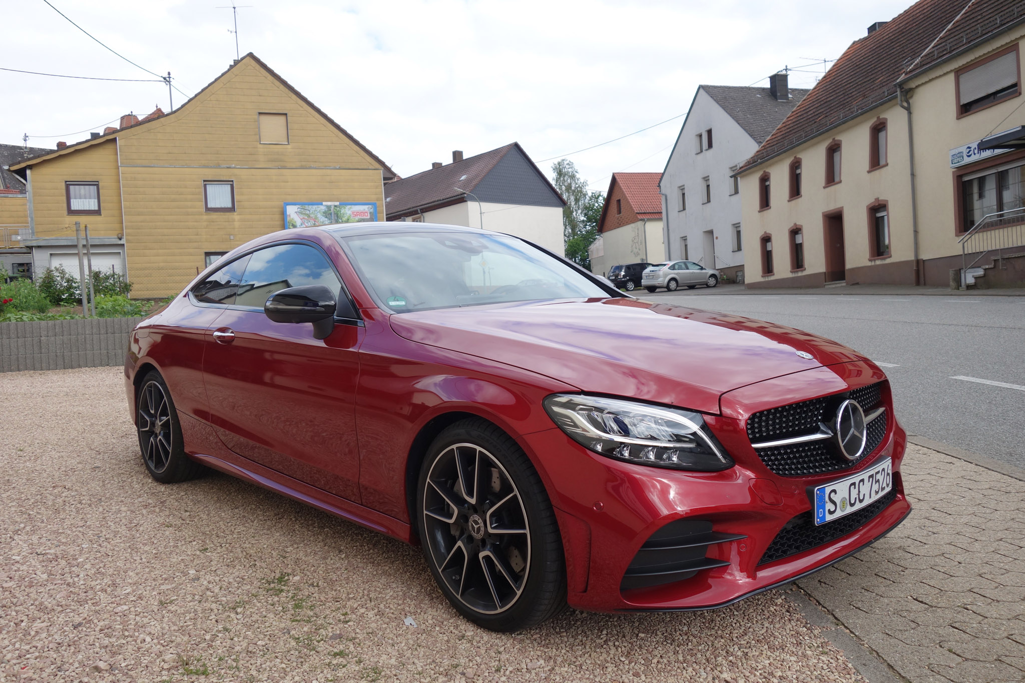 First Drive 2019 Mercedes Benz C 300 Coupe Automobile