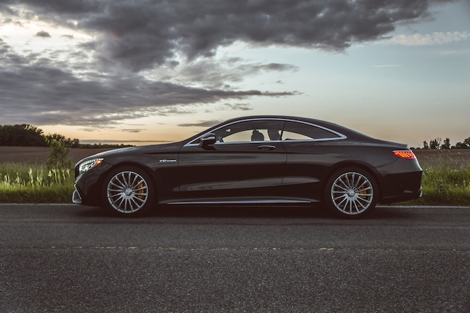997 Miles In A 2018 Mercedes AMG S65 Coupe 10