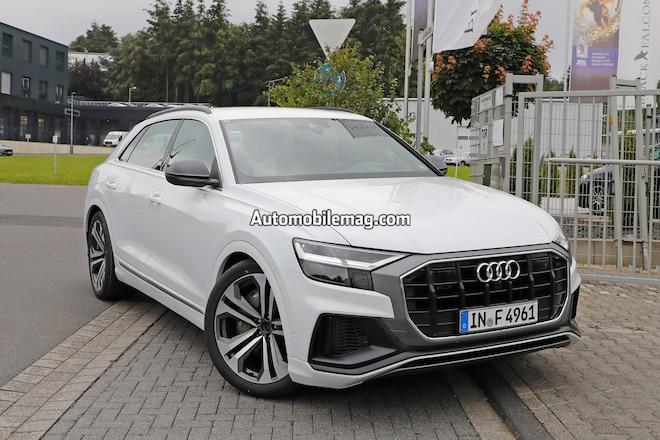 Audi SQ8 5