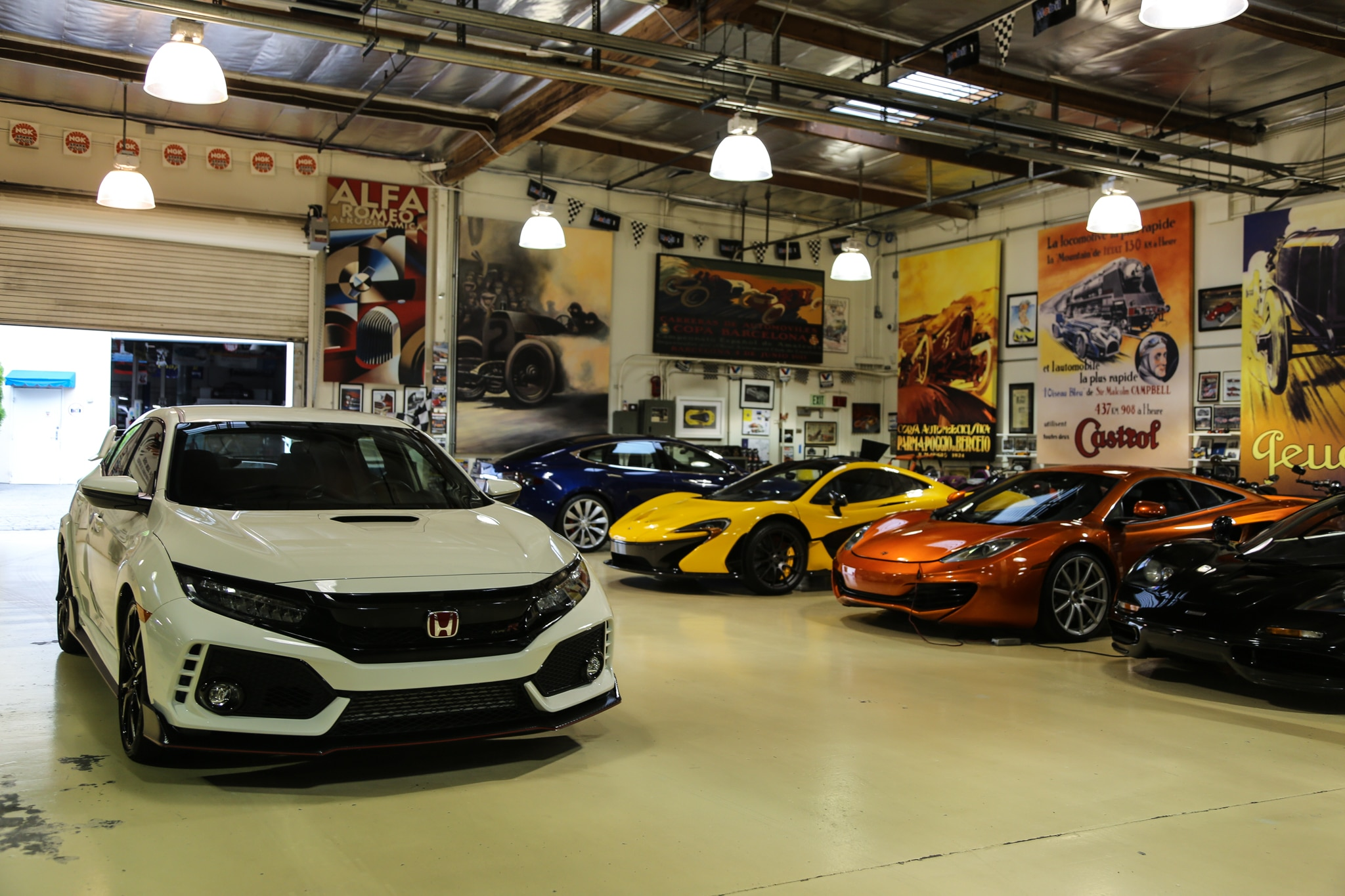 Billy Craft Honda >> Our Four Seasons 2017 Honda Civic Type R Gets Detailed at ...