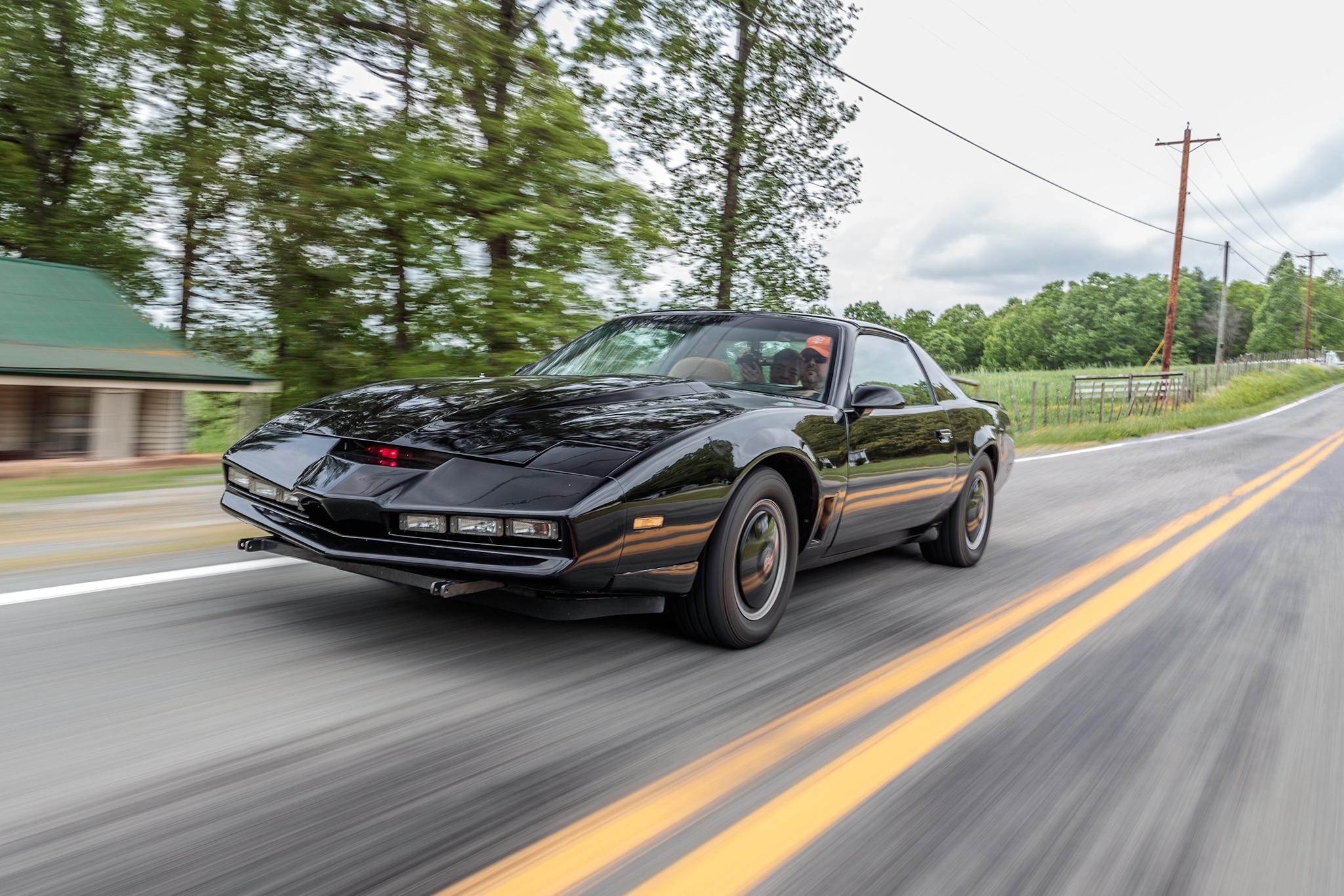 The House of KITT | Automobile Magazine