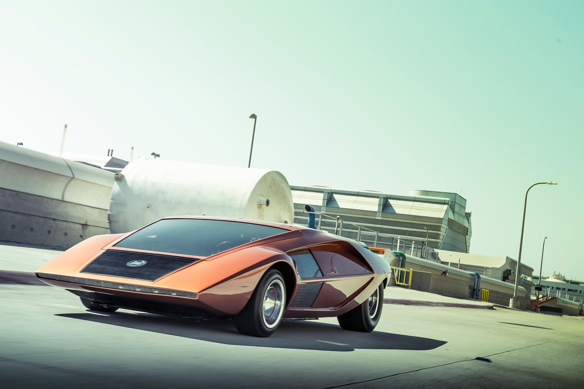 Lancia Stratos Zero 36