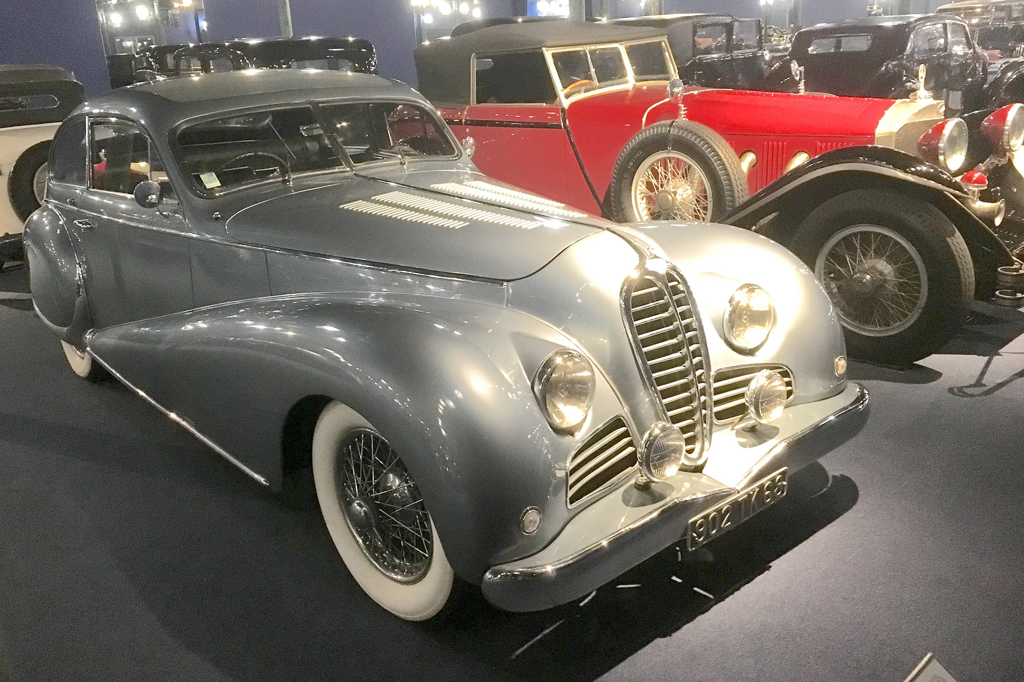 10 Favorite Displays from Le Cité de l'Automobile ...