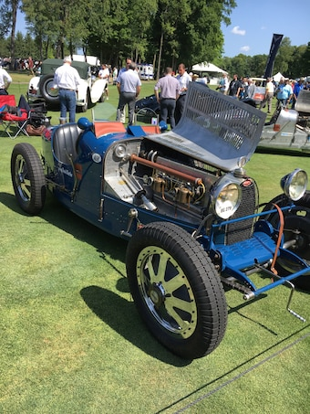 A Dozen Delightful Classics from the Concours d'Elegance of America
