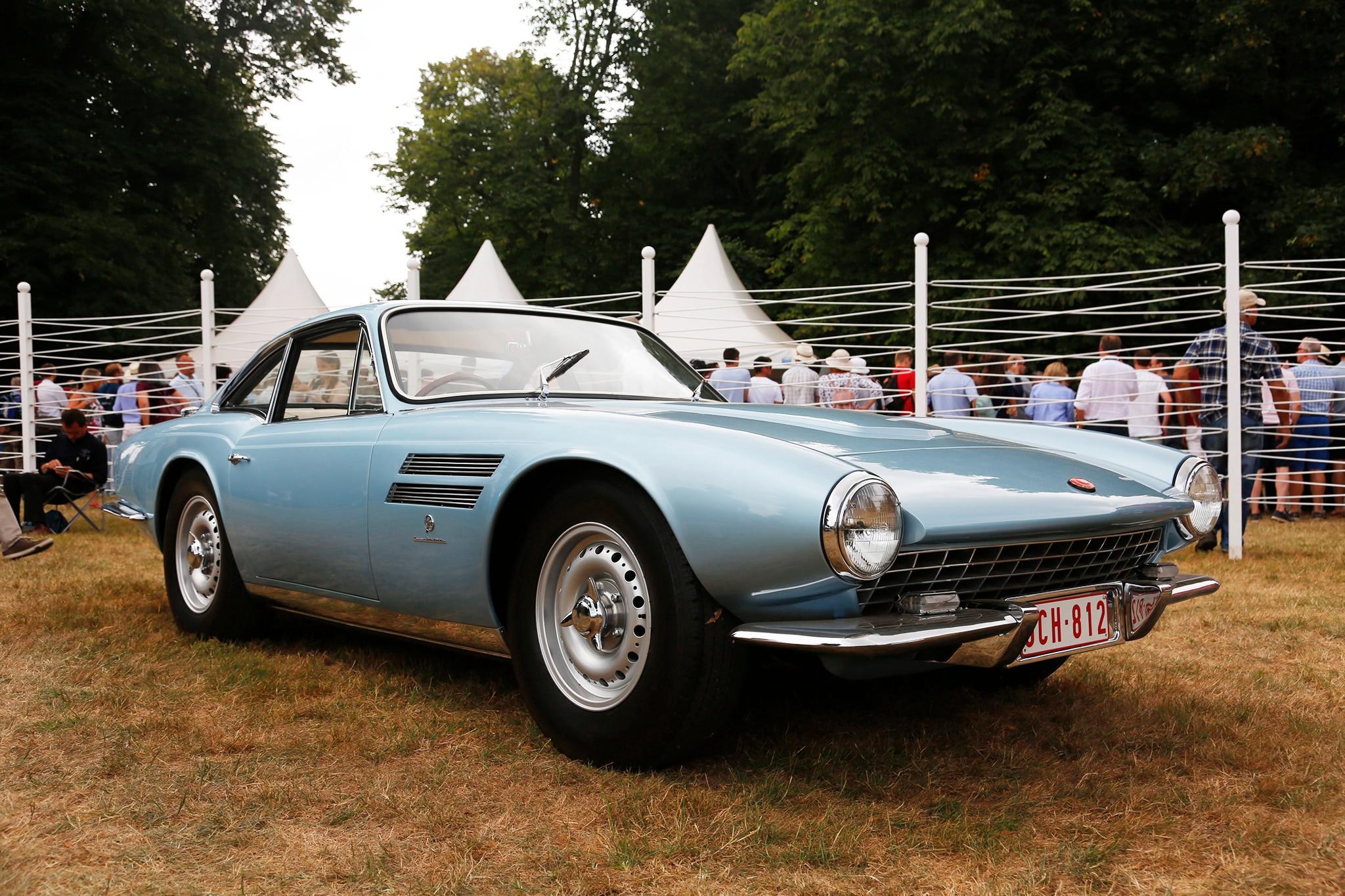 1963 Jaguar XK D Michelotti Style Et Luxe