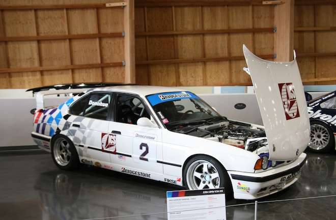 14 Cool BMW Race Cars from LeMay America's Car Museum   Automobile