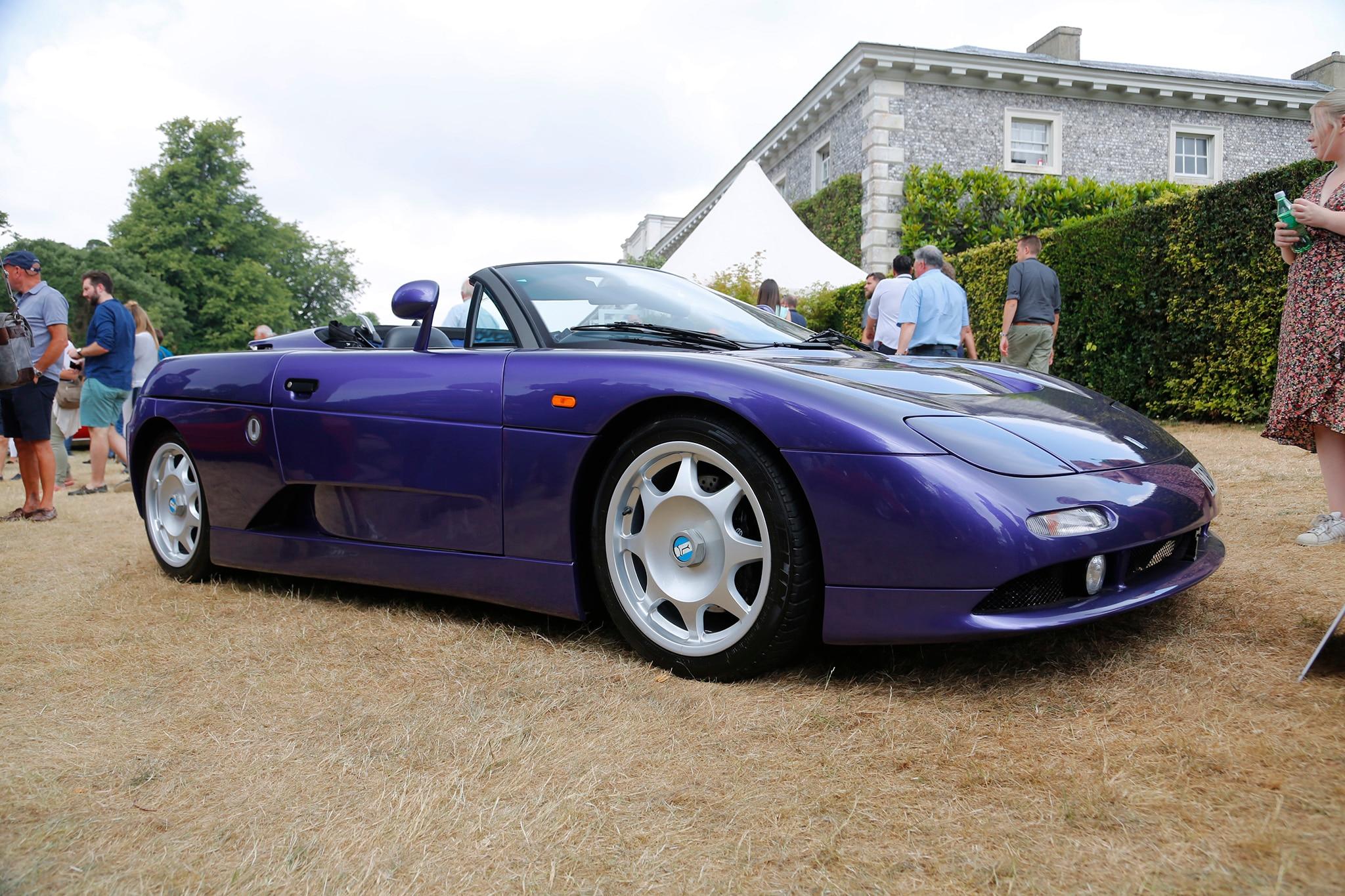 1994 De Tomaso Guara Style Et Luxe 2018