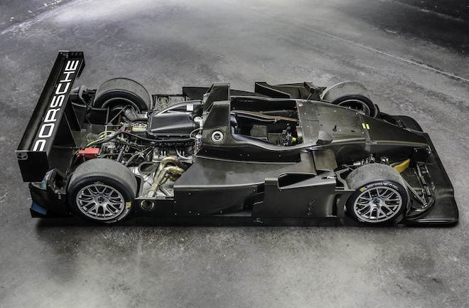 2007_Porsche_RS_Spyder_bare Chassis