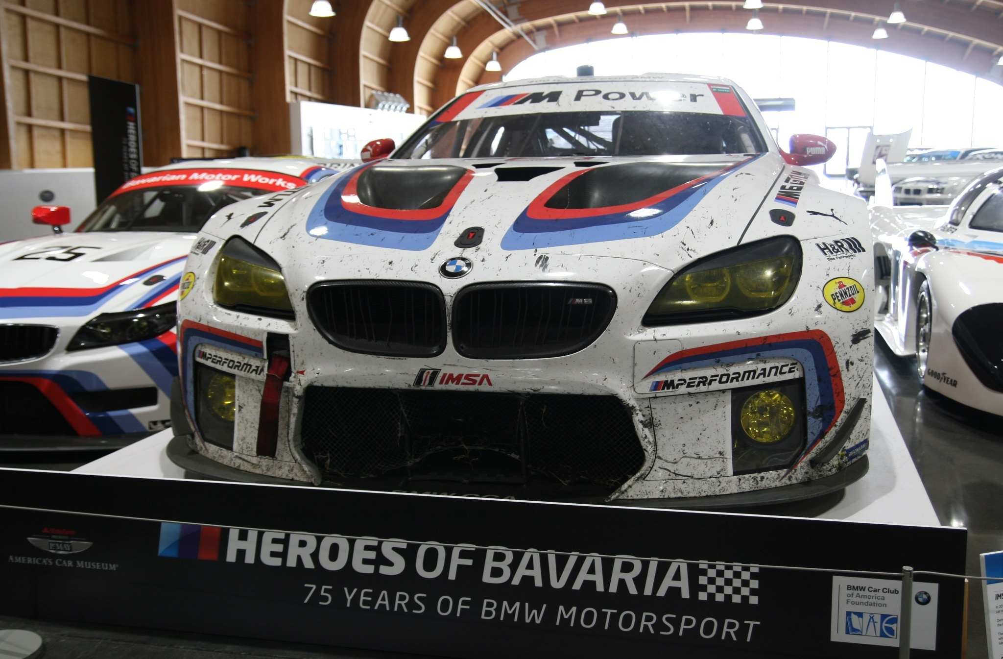 14 Cool Bmw Race Cars From Lemay America S Car Museum Automobile