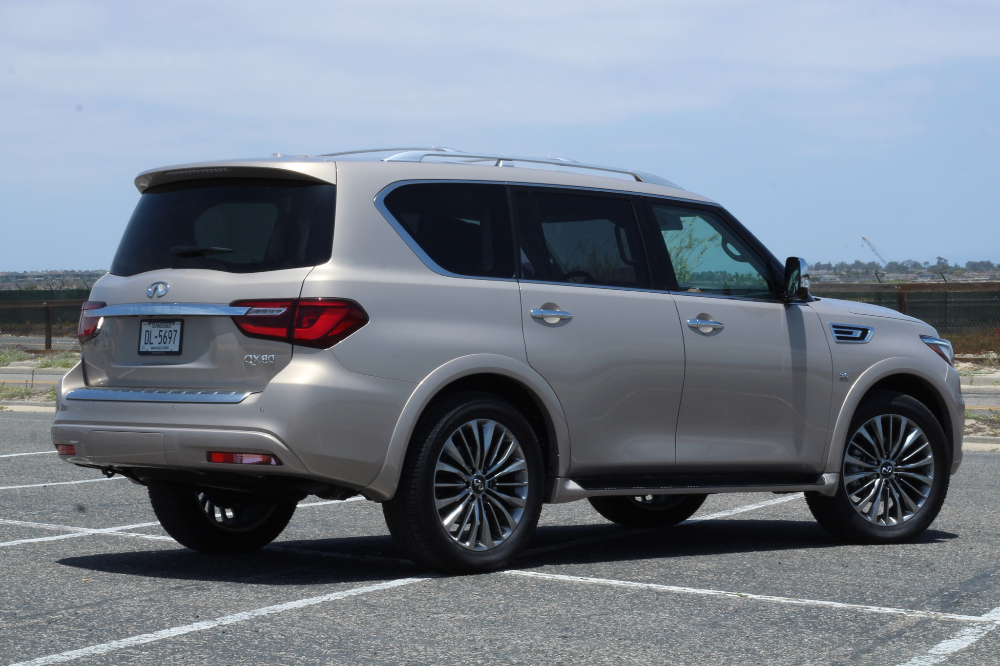 2018 Infiniti Qx80 Quick Take Review Automobile Magazine