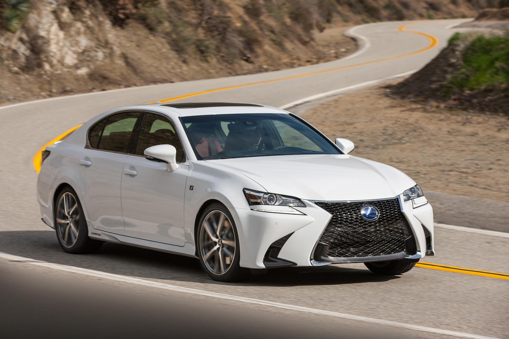 2018 Lexus GS 450h Quick Take Review | Automobile Magazine