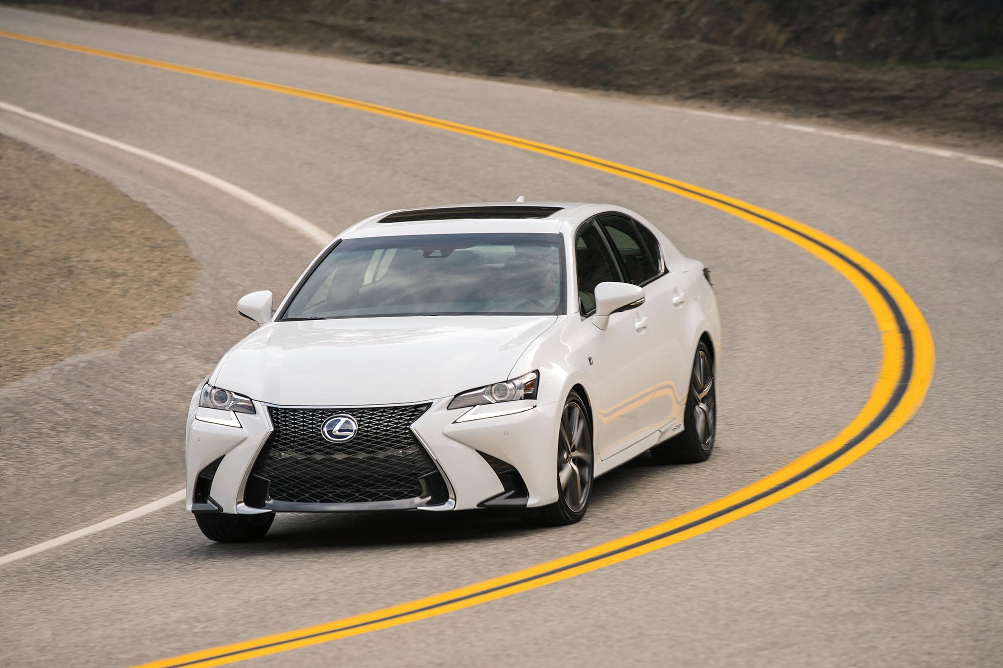 2018 Lexus Gs 450h Quick Take Review Automobile Magazine