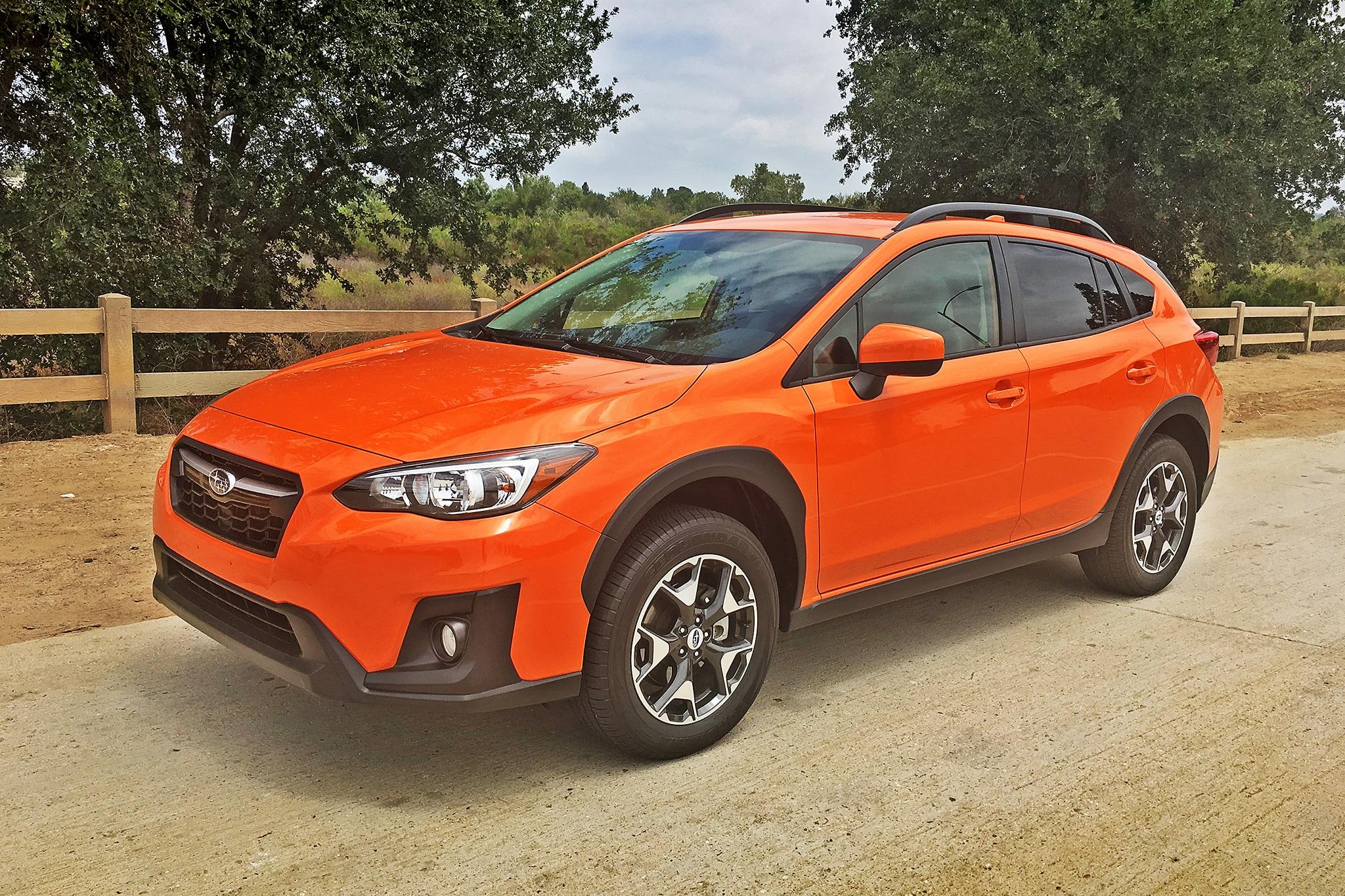 2018 Subaru Crosstrek 2 0i Premium One Week Review
