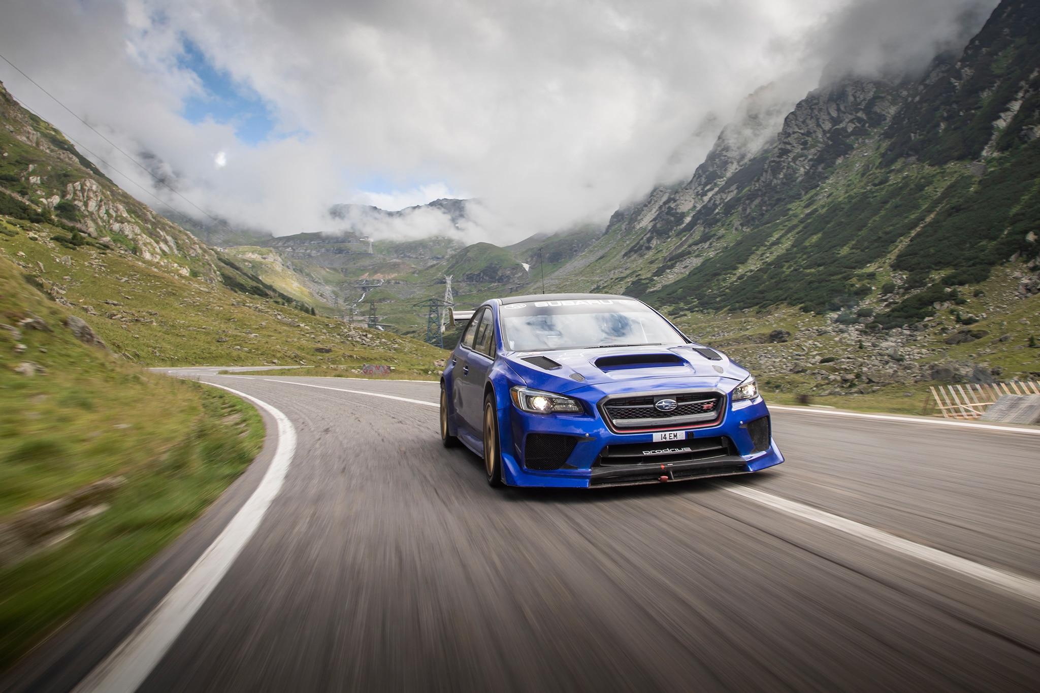 2018 Subaru WRX STI RA In Romania 76