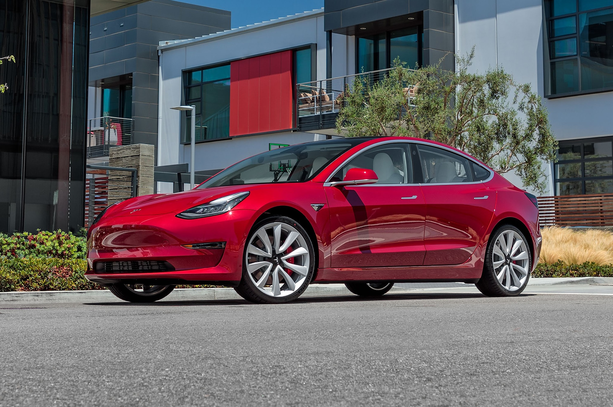 Quick Take: Tesla Model 3 Performance AWD | Automobile ...