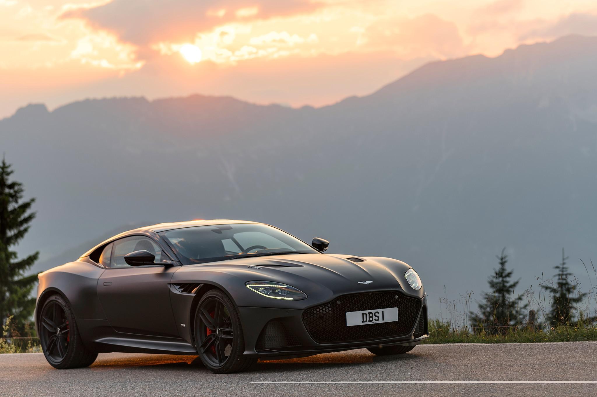 2019 Aston Martin Dbs Superleggera First Drive Review Automobile