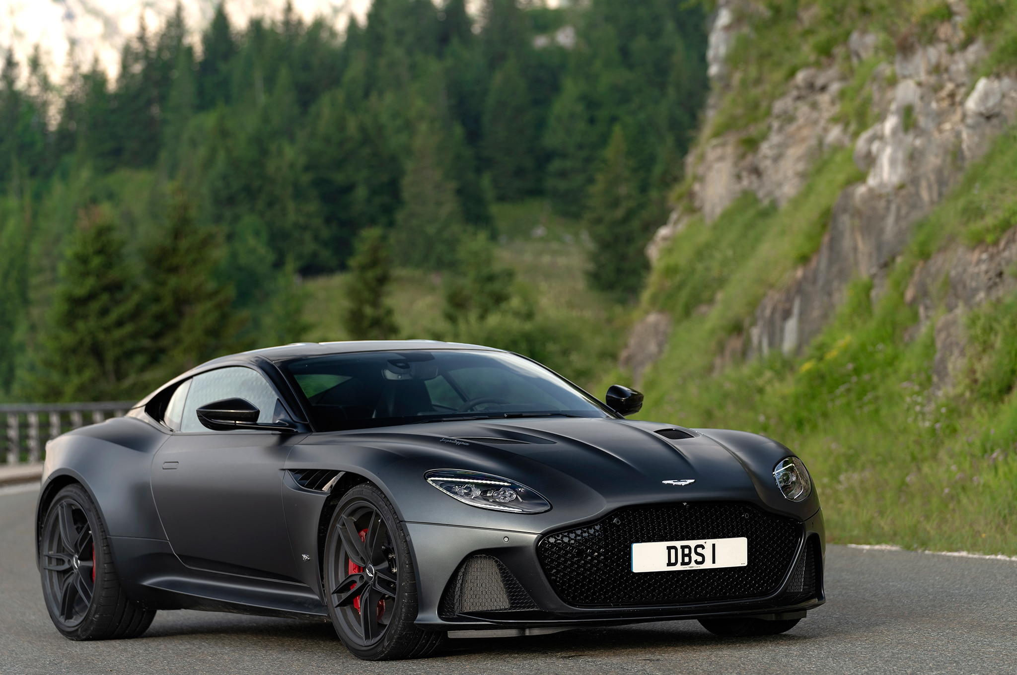2019 Aston Martin Dbs Superleggera First Drive Review Automobile