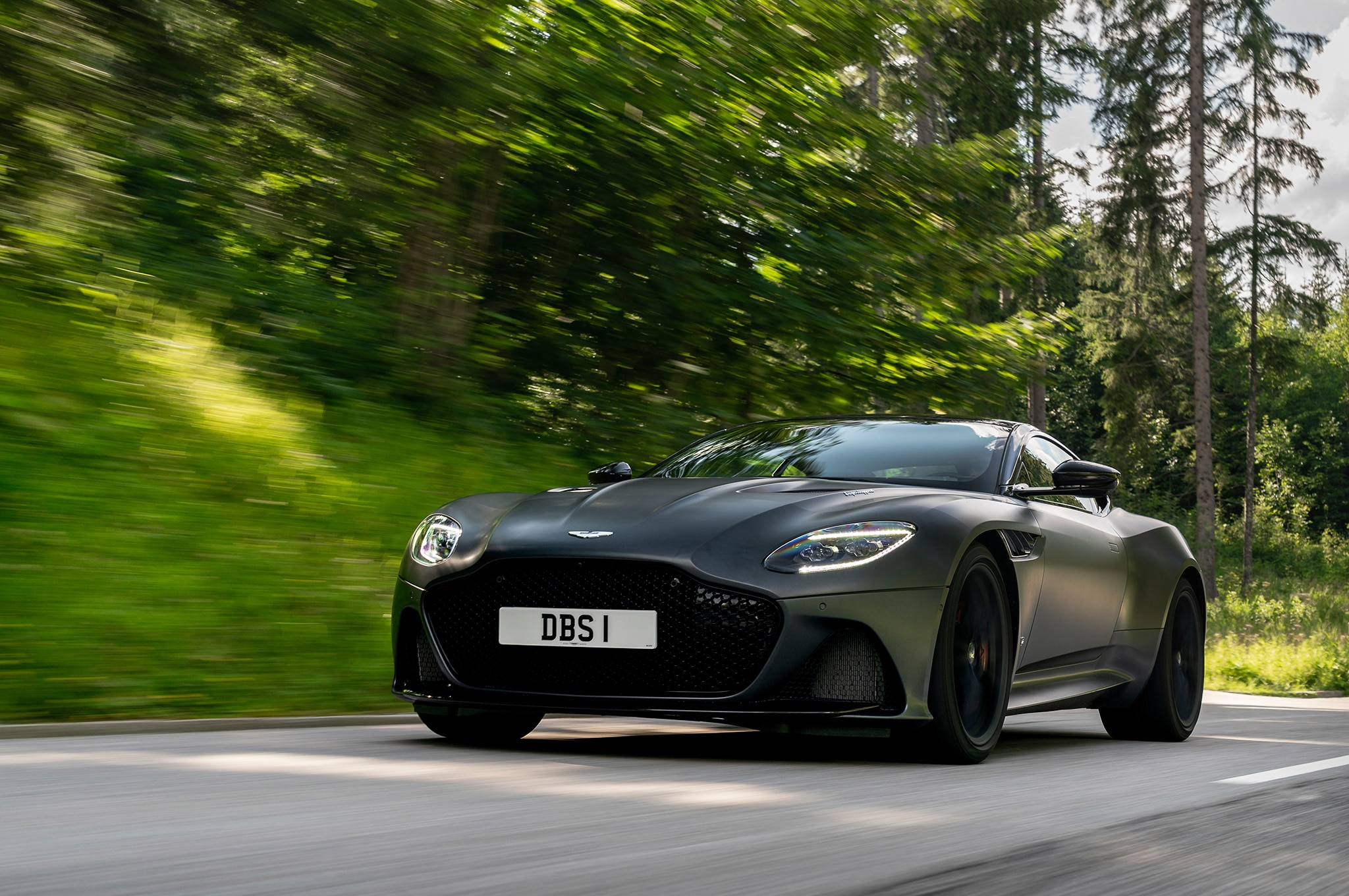 715 Hp Aston Martin Dbs Superleggera Power Boost Possible