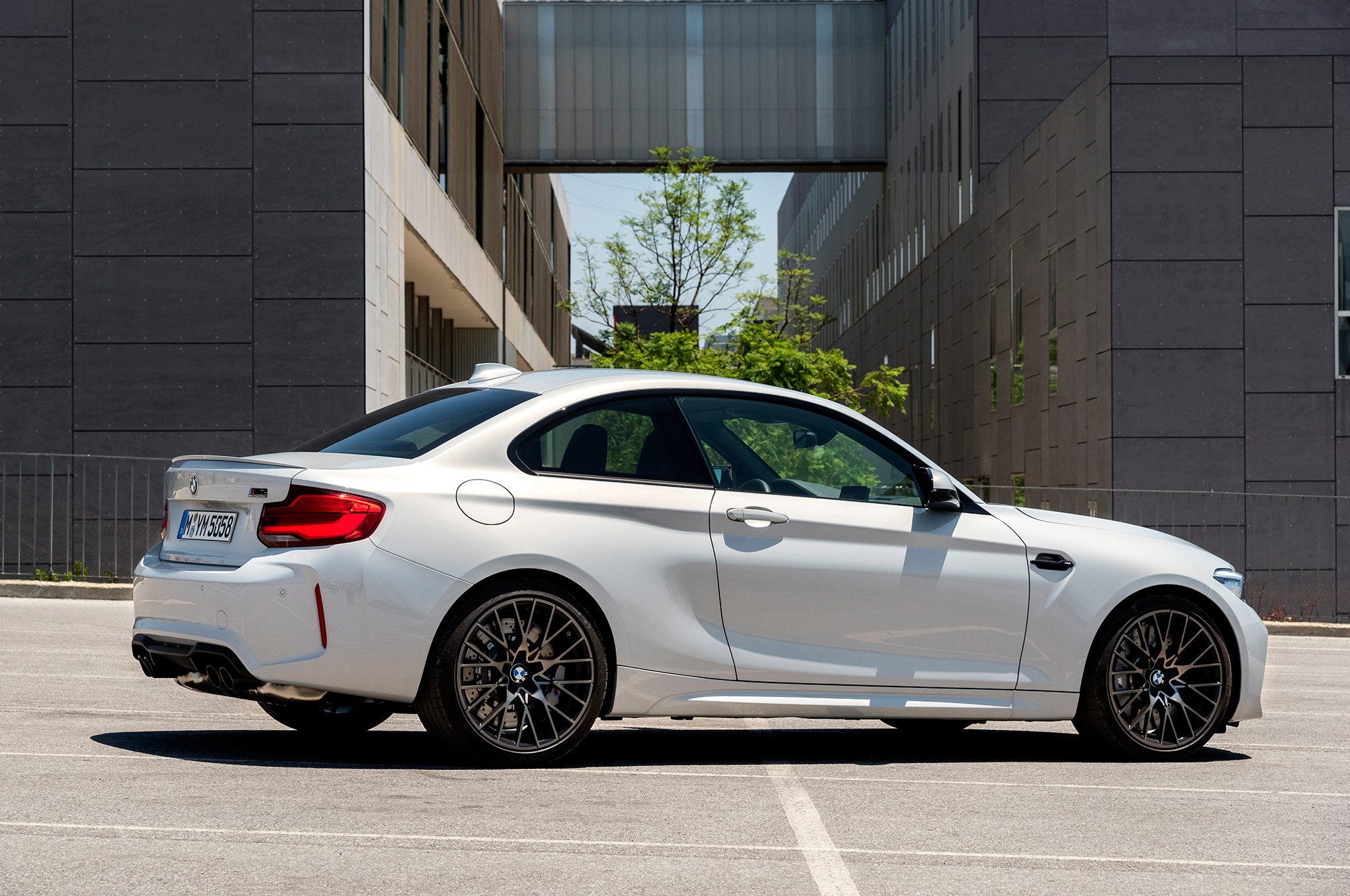 Bmw M2 Series >> First Look: 2019 BMW M2 Competition | Automobile Magazine