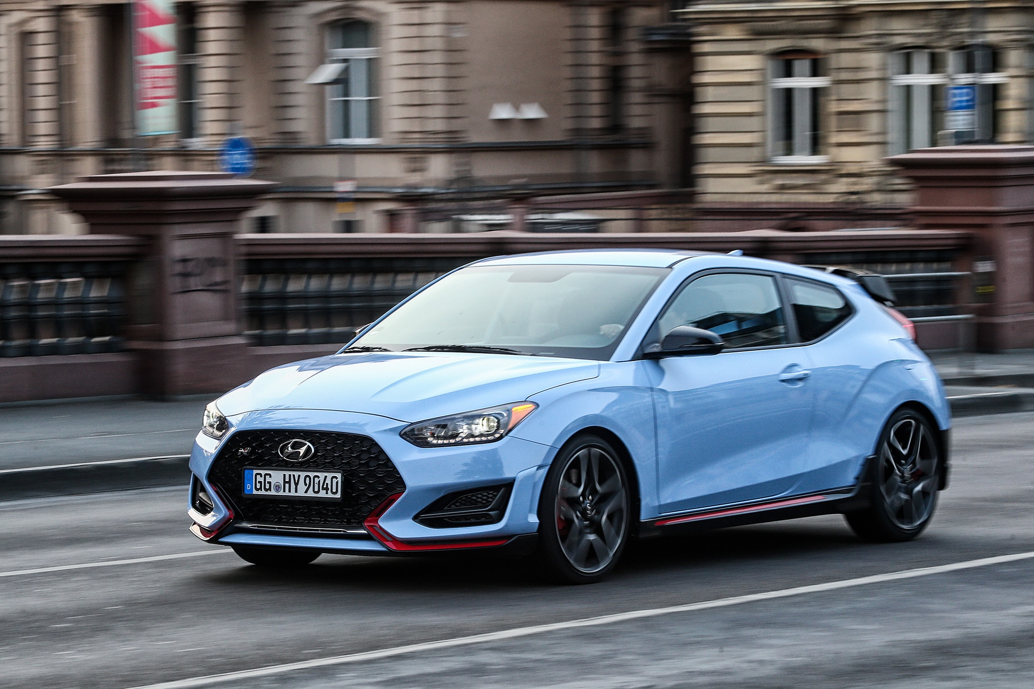 2019 Hyundai Veloster N First Drive Review | Automobile Magazine