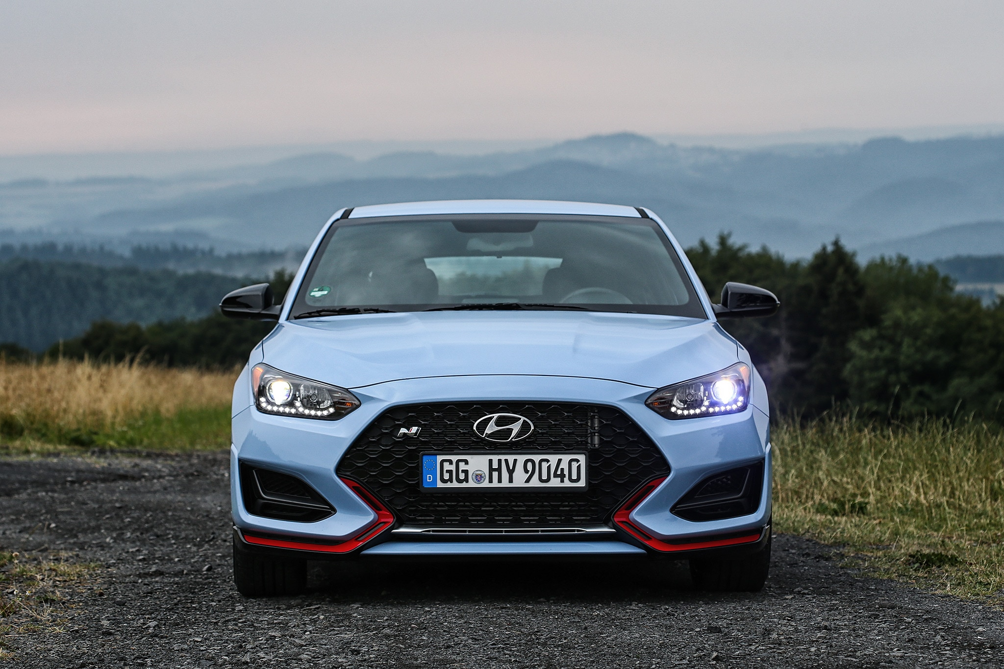 2019 hyundai veloster n first drive review automobile magazine. Black Bedroom Furniture Sets. Home Design Ideas