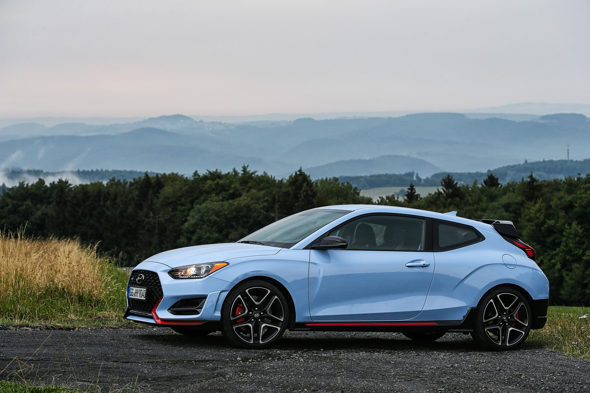 2019 Hyundai Veloster N First Drive Review | Automobile ...
