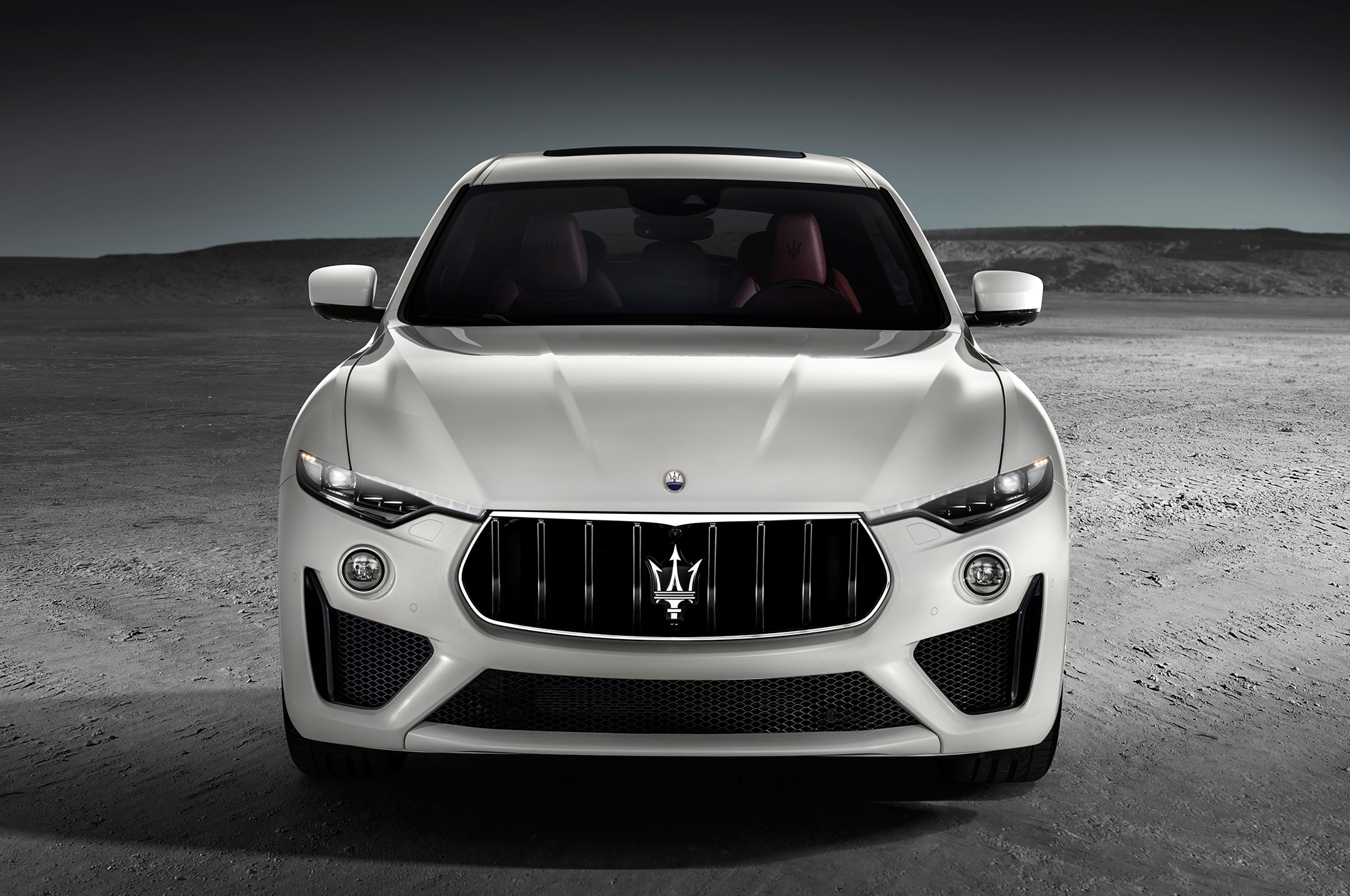 2019 Maserati Levante GTS Takes a Shot Across the Cayenne ...