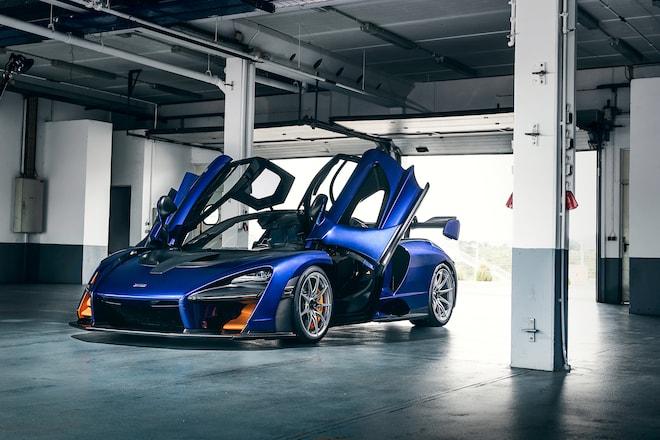 Lamborghini Mulls Aston Martin Valkyrie Rival Automobile Magazine