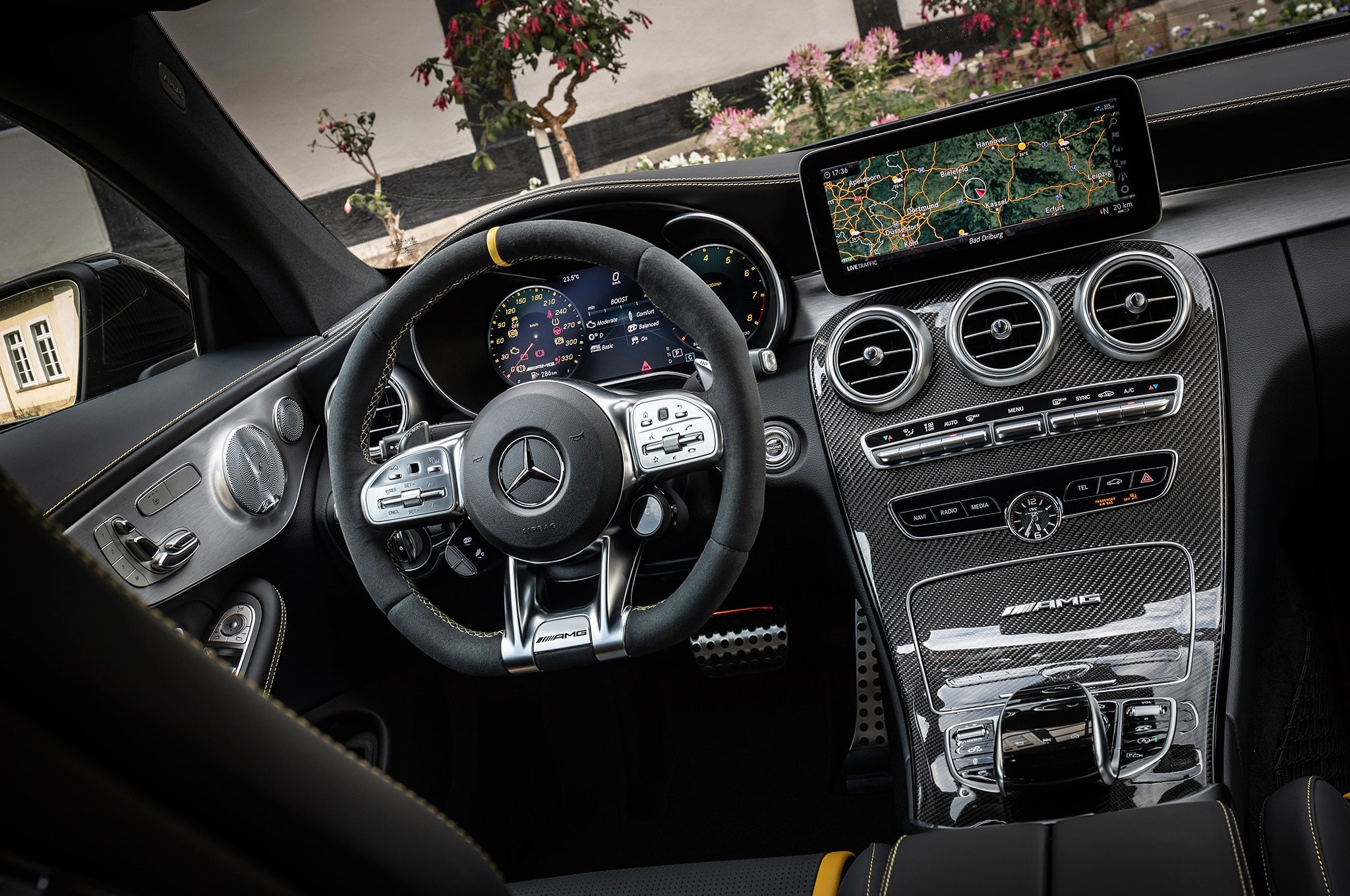 2019 Mercedes AMG C 63 S Coupe First Drive Review