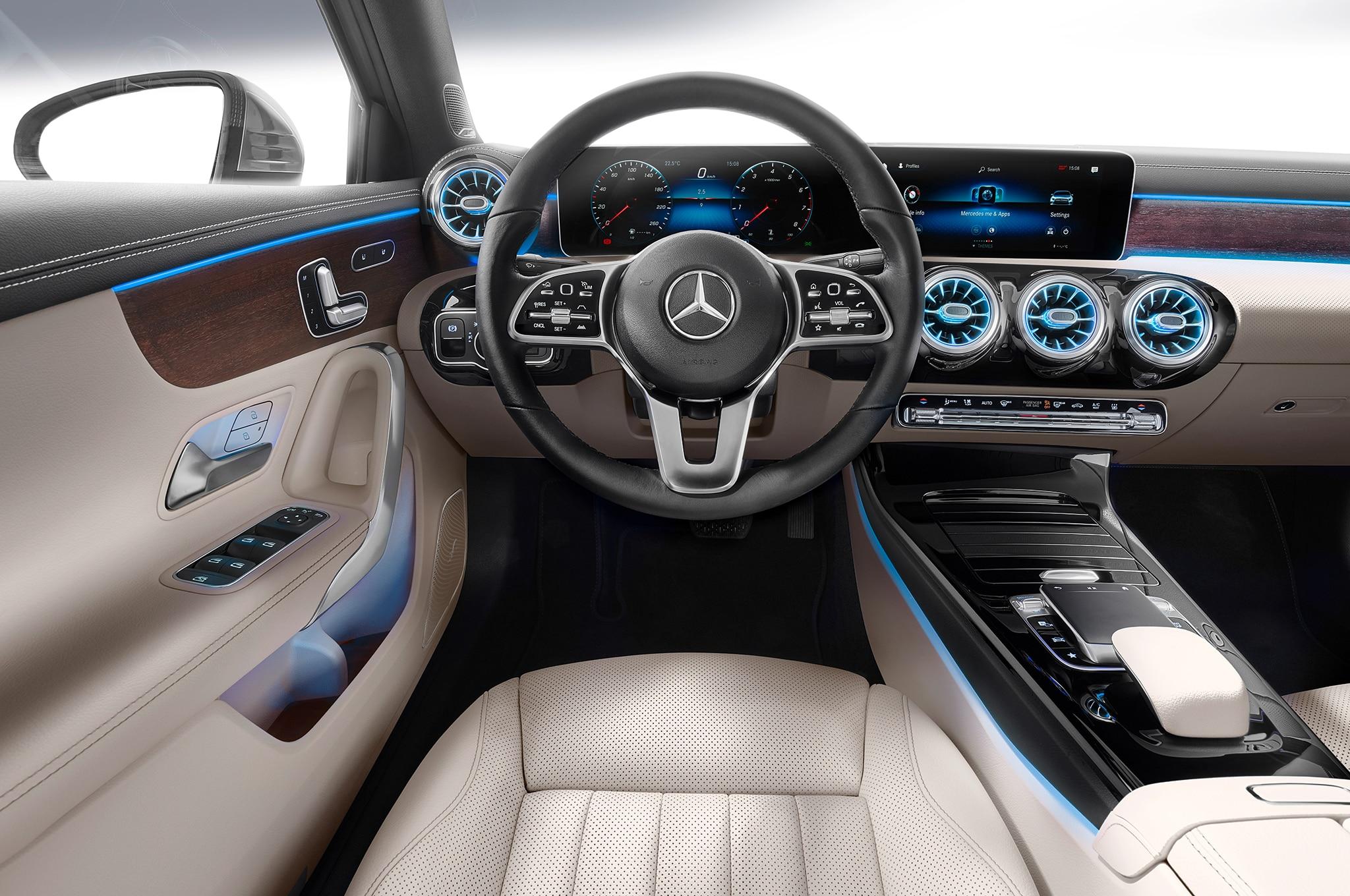 First Look: 2019 Mercedes-Benz A-Class Sedan | Automobile