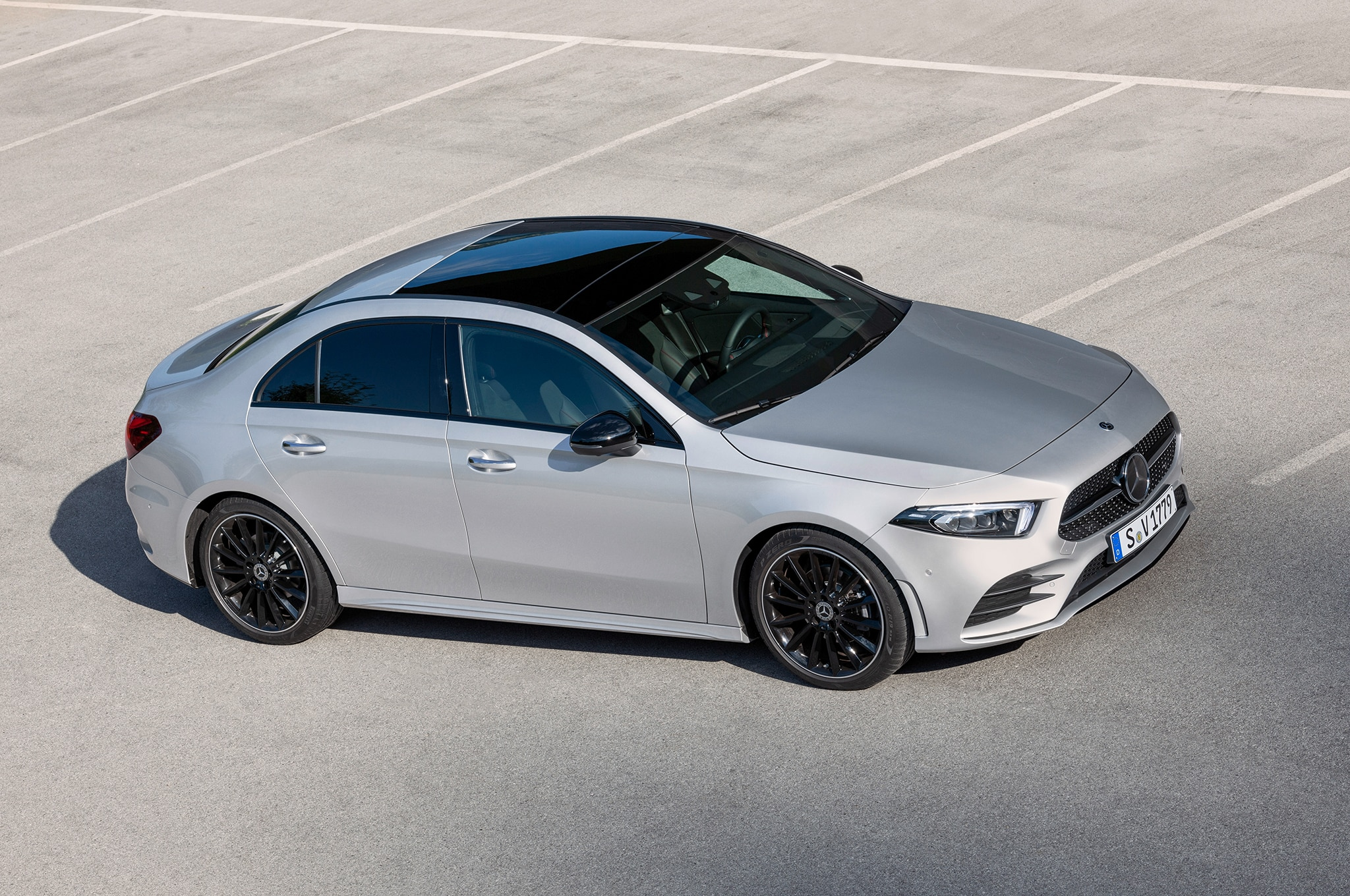 First Look: 2019 Mercedes-Benz A-Class Sedan | Automobile ...