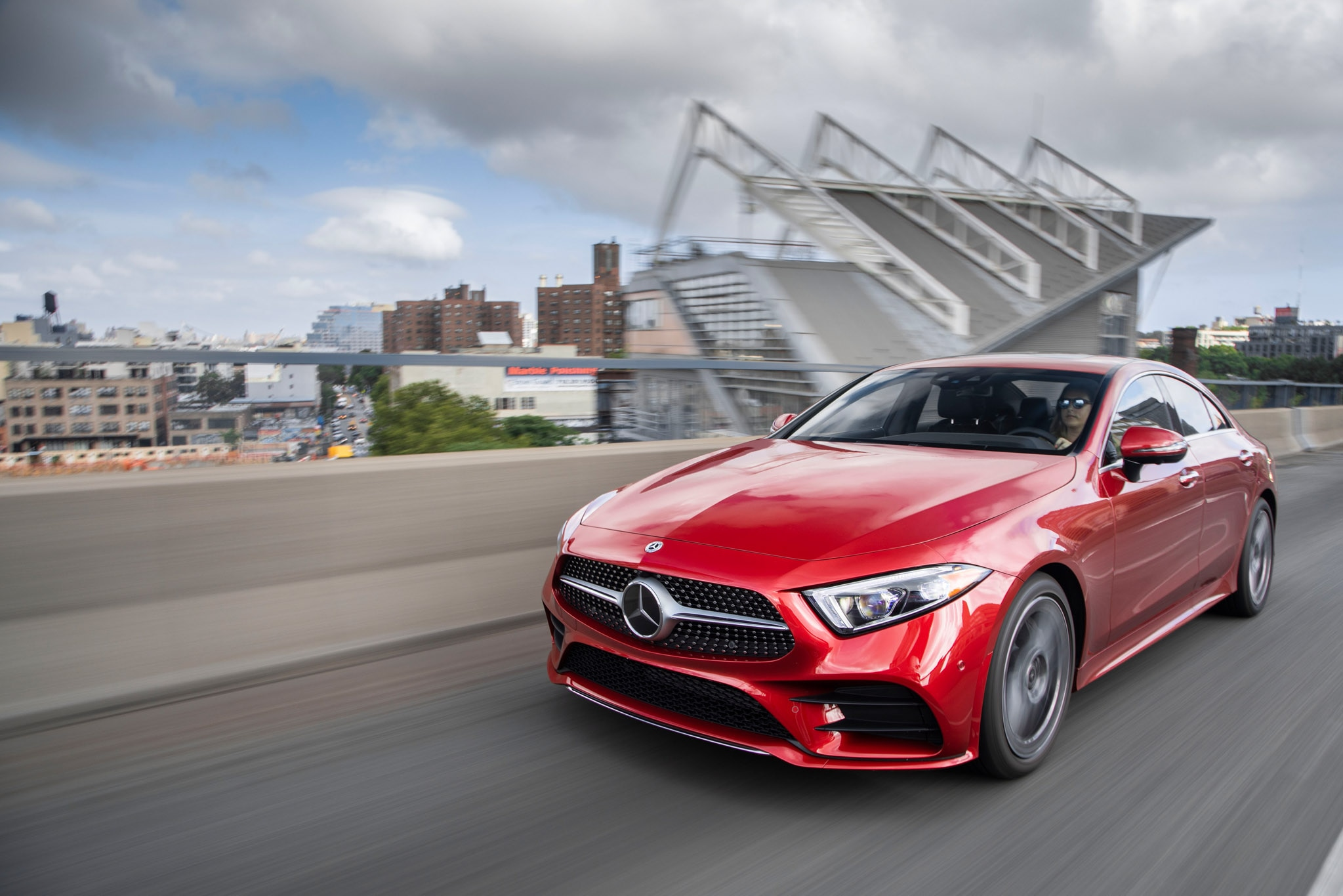2019 mercedes benz cls 450 4matic first drive review for Mercedes benz cls550