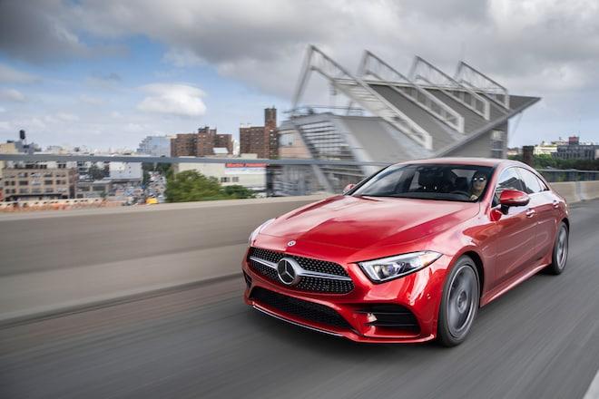 2019 Mercedes Benz CLS 450 4Matic 20