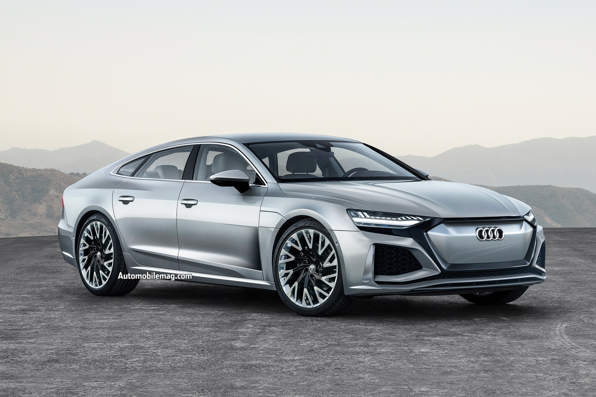 Concept Cars 2019: 2019 New And Future Cars: Audi