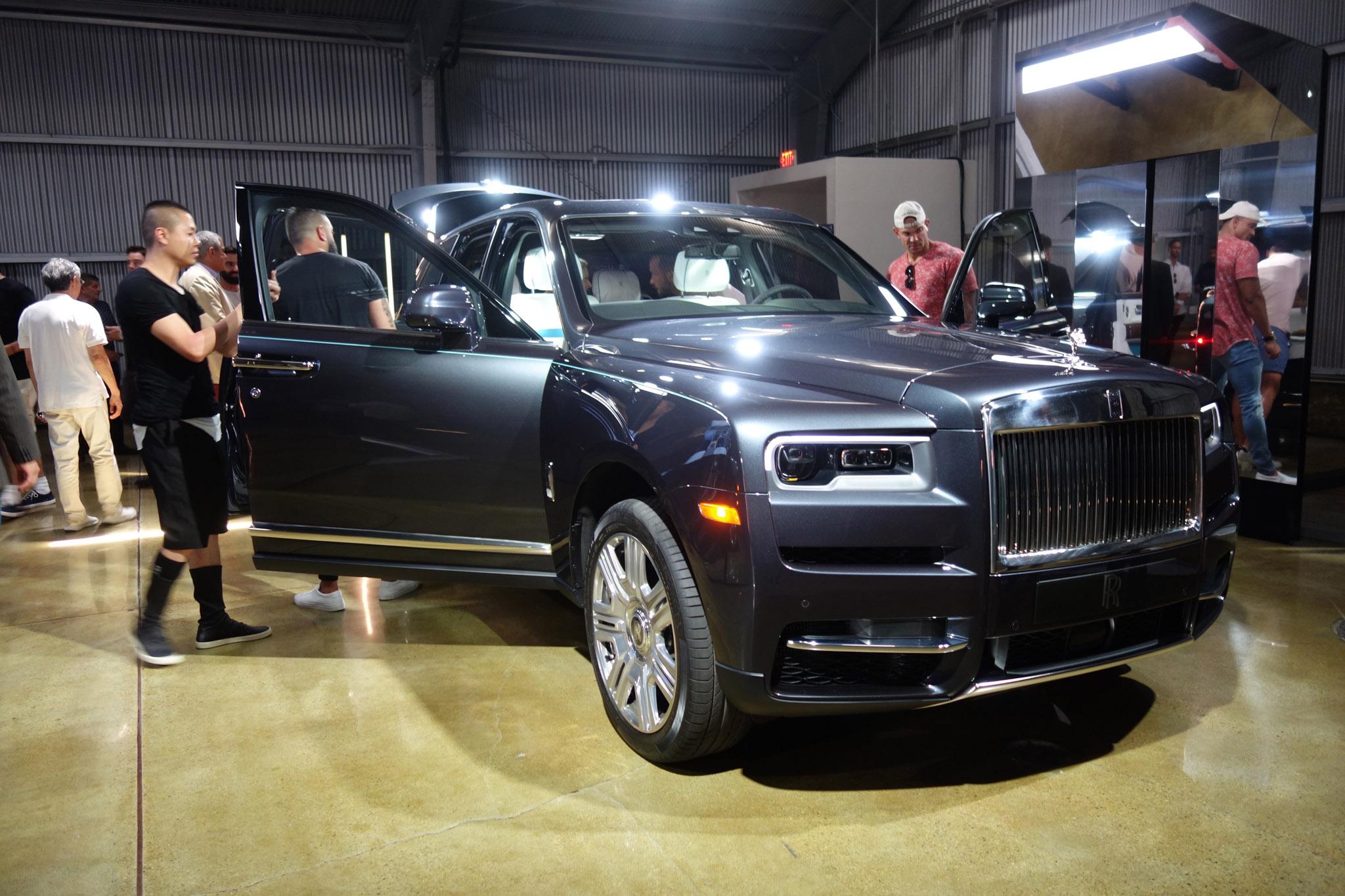 2019 Rolls Royce Cullinan 24