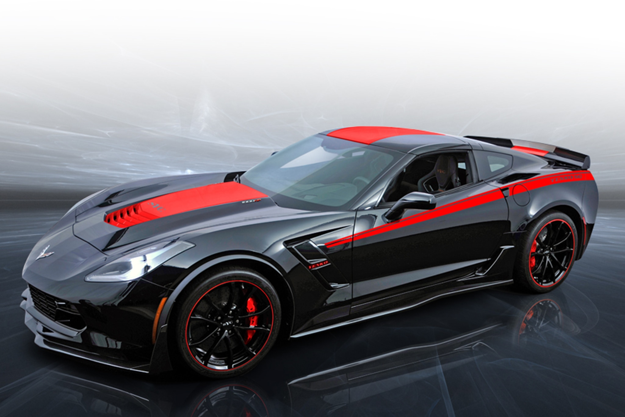 2019 Yenko Sc Stage Ii Corvette With 1000 Hp Starts At