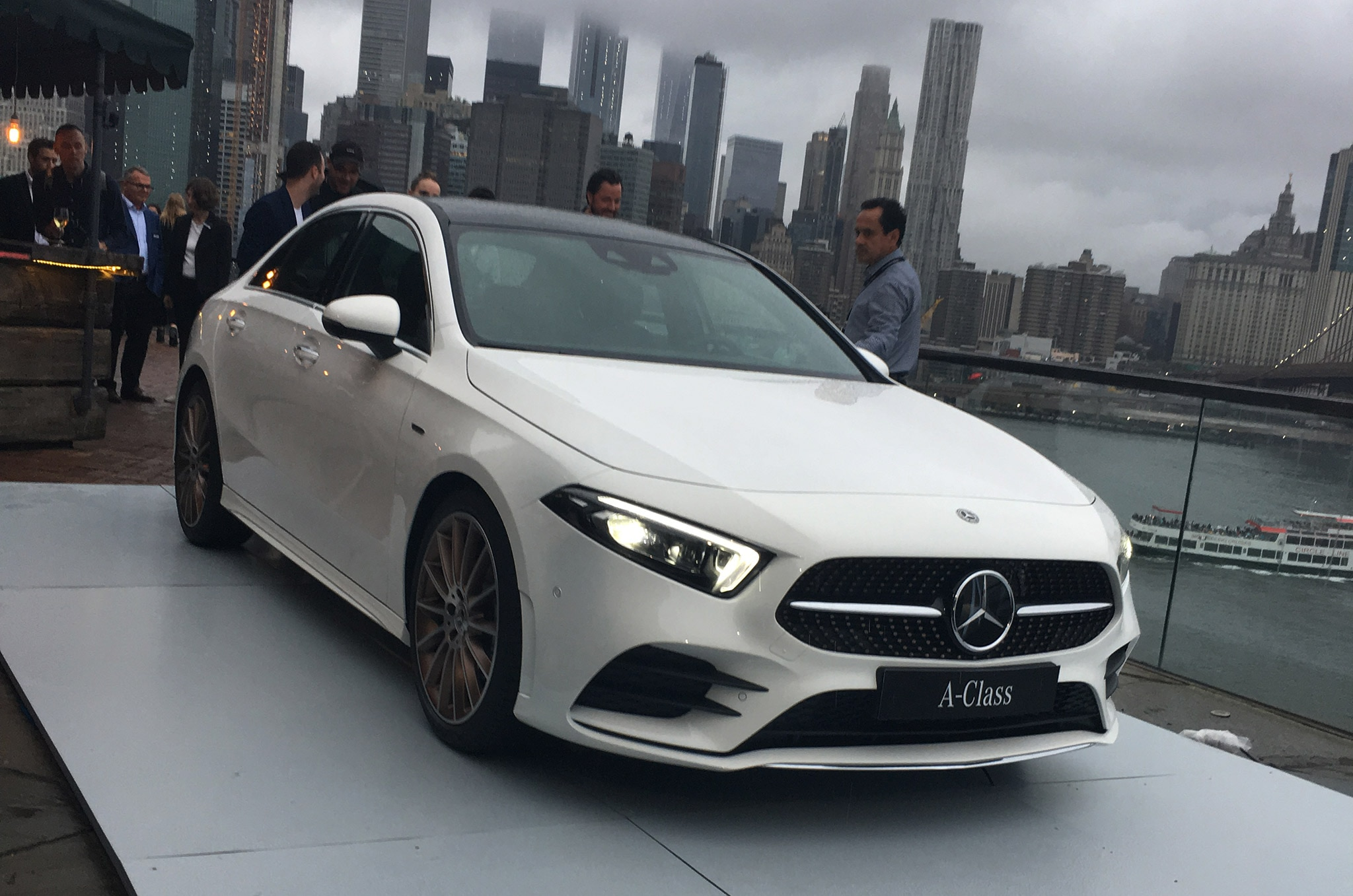 first look  2019 mercedes