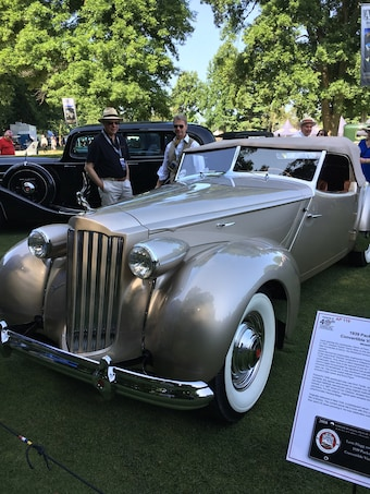 A Dozen Delightful Classics from the Concours d'Elegance of